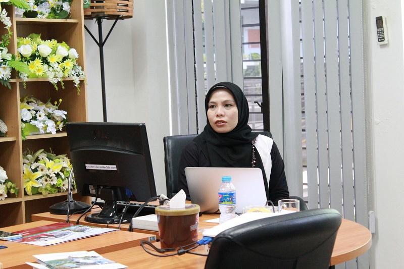 คณะสถาปัตยกรรมศาสตร์ มหาวิทยาลัยนเรศวร  จัดบันทึกข้อตกลงร่วมกับ Universitas Pembangunan Jaya ประเทศอินโดนีเซีย
