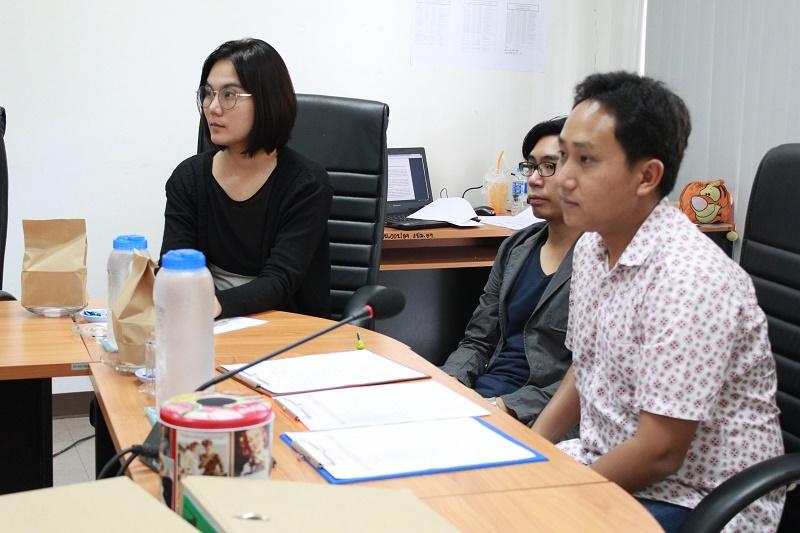 โครงการตรวจประเมินประกันคุณภาพการศึกษาระดับคณะ ประจำปีการศึกษา 2559