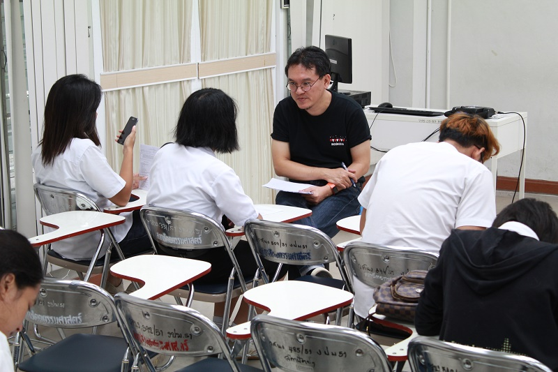 โครงการ KM ภาควิชาสถาปัตยกรรม ประจำปีการศึกษา 2560