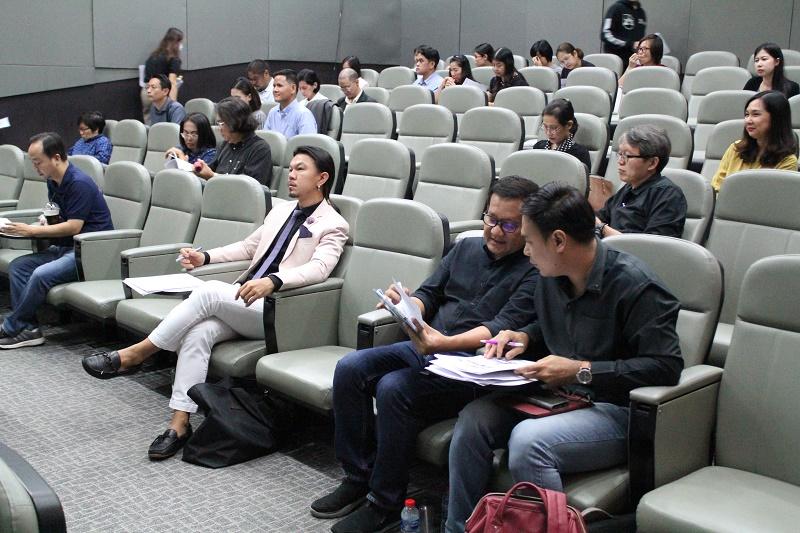 โครงการสัมมนาบุคลากรเพื่อประเมินและพัฒนาแผนการดำเนินงาน ประจำ 2561