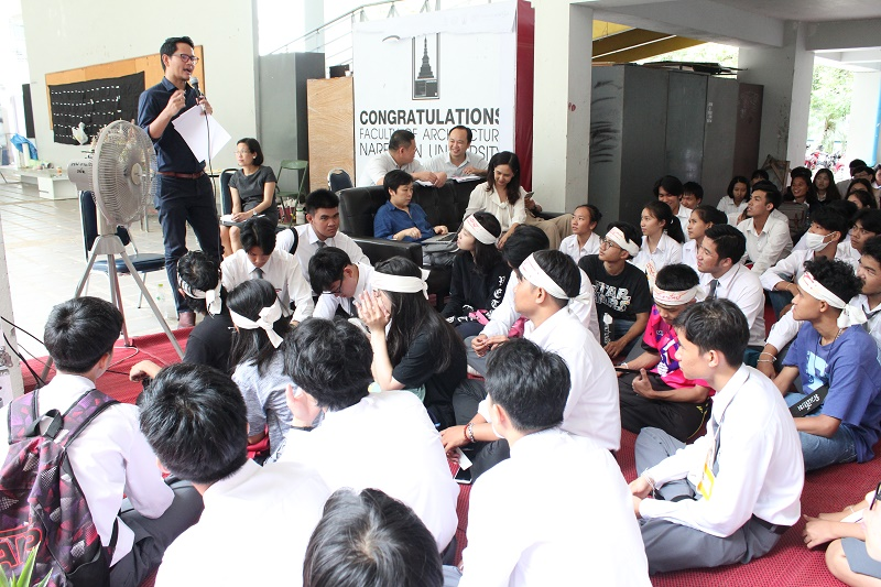 KM ภาควิชาสถาปัตยกรรม ประจำปีการศึกษา 2561