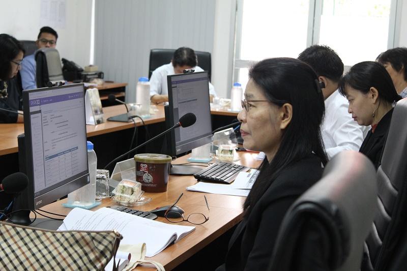 โครงการตรวจประเมินประกันคุณภาพการศึกษาระดับคณะ ประจำปีการศึกษา 2560