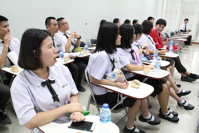 วิทยาลัยเทคโนโลยีและสหวิทยาการ มหาวิทยาลัยเทคโนโลยีราชมงคลล้านนา เข้าศึกษาดูงาน คณะสถาปัตยกรรมศาสตร์ มหาวิทยาลัยนเรศวร