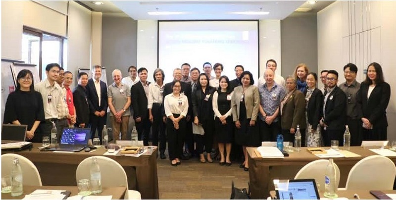 โครงการ Newton Fund Southeast Asia Regional Researcher Links Workshop : 'Flood resilient planning strategies for cultural heritage in Southeast Asia: SEA'
