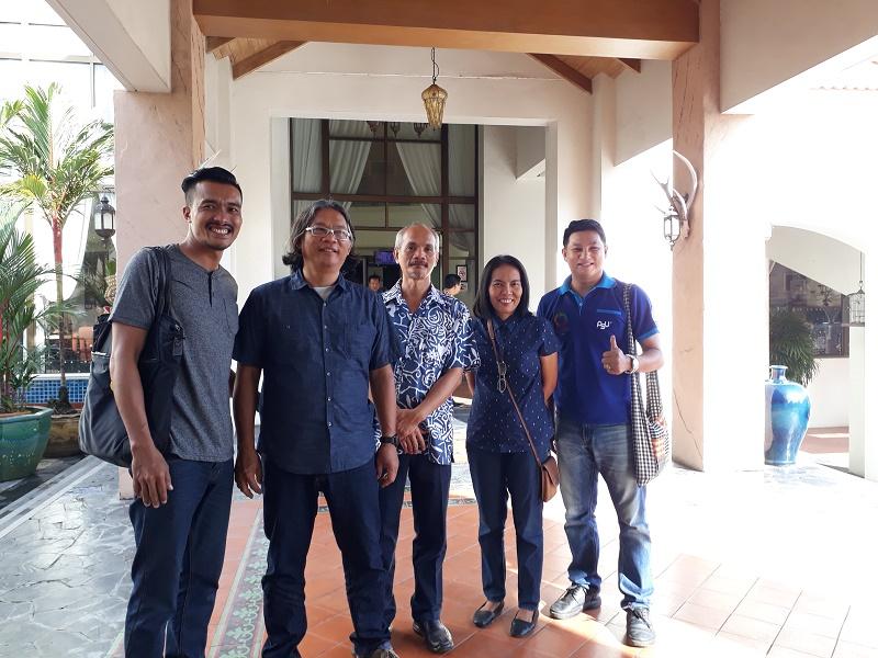 คณาจารย์สาขาวิชาทัศนศิลป์ เข้าร่วมโครงการนิทรรศการศิลปะและการออกแบบชายแดนใต้ ภายใต้โครงการ Pattani Heritage City