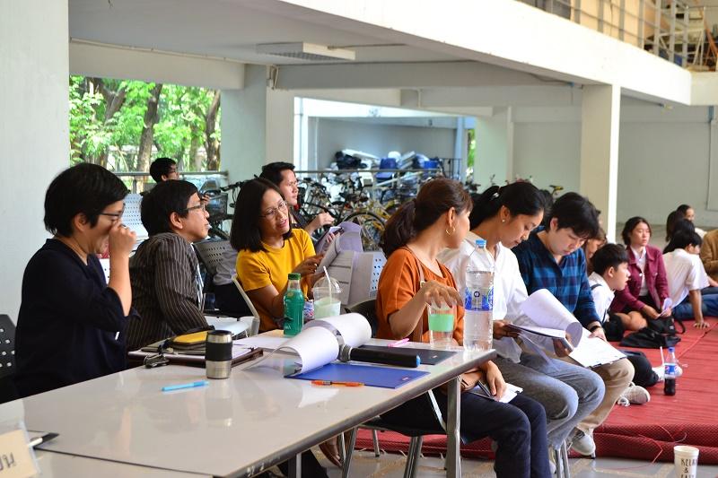 KM ภาควิชาสถาปัตยกรรม ประจำปีการศึกษา 2562