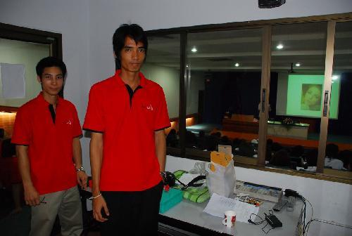 พิธีเปิดโครงการกระจายโอกาศสร้างแหล่งการเรียนรู้ด้านการออกแบบสู่ภูมิภาค miniTCDC