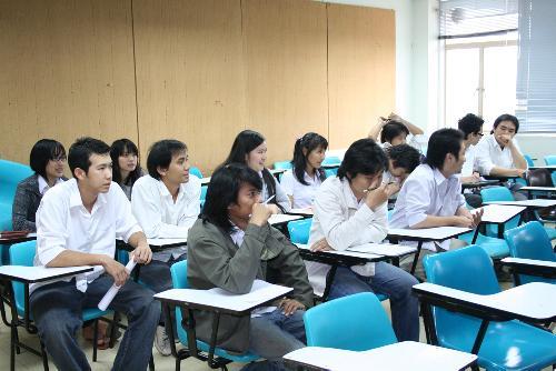 สัมมนานิสิตที่กำลังจะจบการศึกษา ชั้นปีที่ 5 ประจำปีการศึกษา 2551
