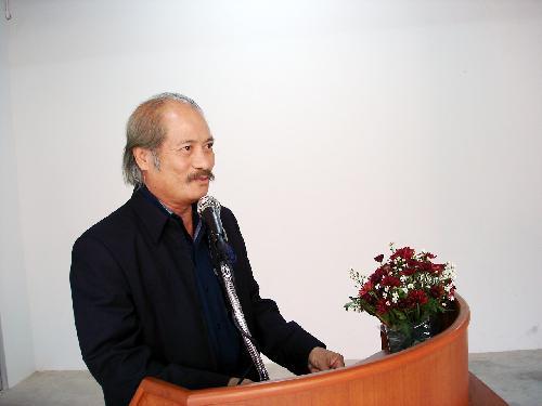 นิทรรศการแสดงผลงานนิสิต 2551