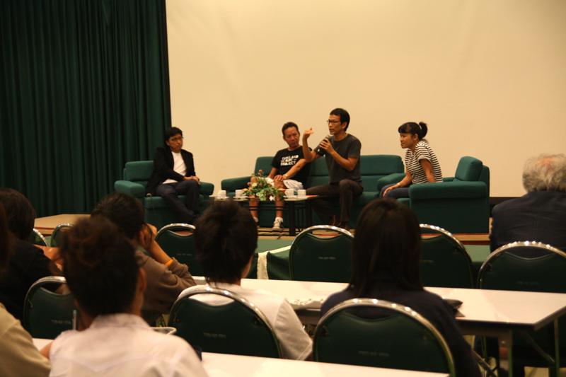 Thailand Script Project 2010