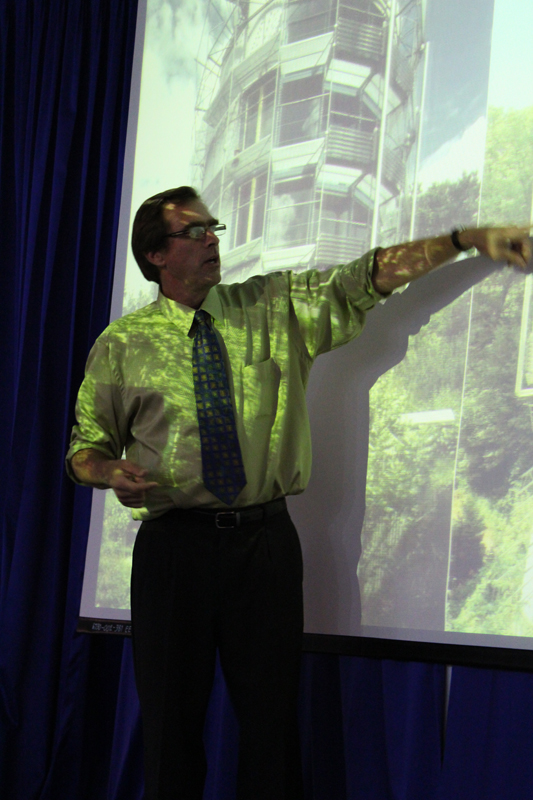 Ecologically-based districts and Neighborhoods of Northern Europe โดย Professor Dr.Jeff Loux