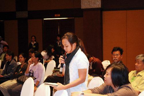 การประชุมวิชาการ CDAST 2008