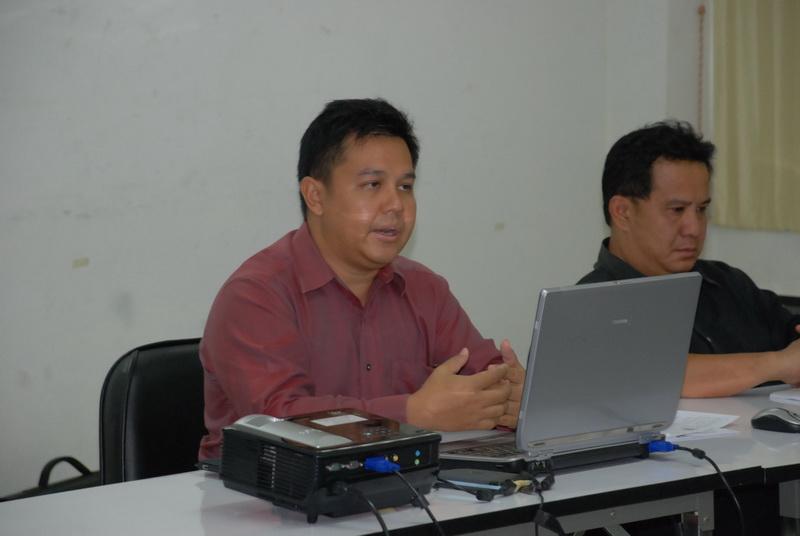 ปฐมนิเทศ ป.โท - ป.เอก ประจำปีการศึกษา 2554