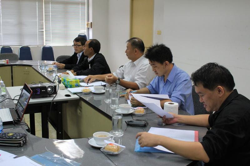 ประชุมเตรียมความพร้อมการจัดทำแผนดำเนินการฯ