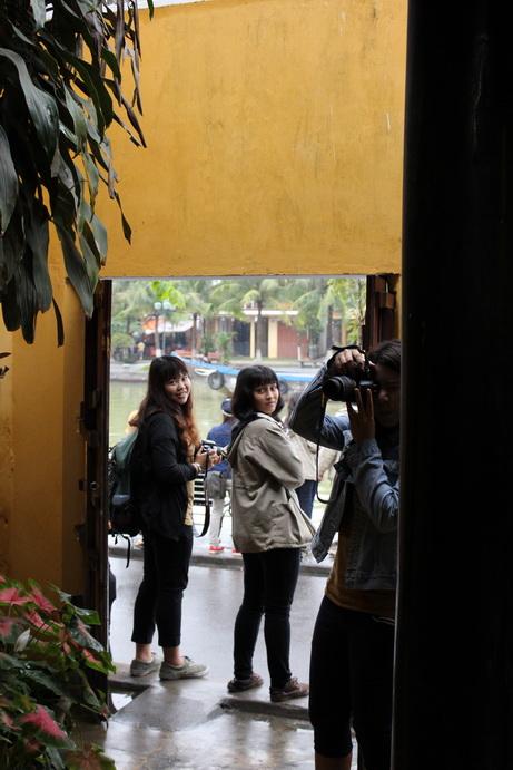โครงการทัศนศึกษา ณ แขวงสะหวันนะเขต สปป.ลาว และเมืองเว้ ดานัง ฮอยอัน สาธารณรัฐสังคมนิยมเวียดนาม