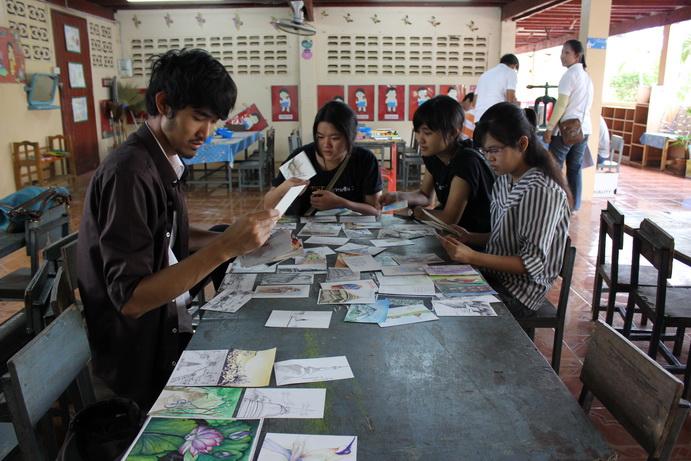 โครงการออกหน่วยบริการวิชาการเคลื่อนที่ มหาวิทยาลัยนเรศวร ประจำปีงบประมาณ 2555