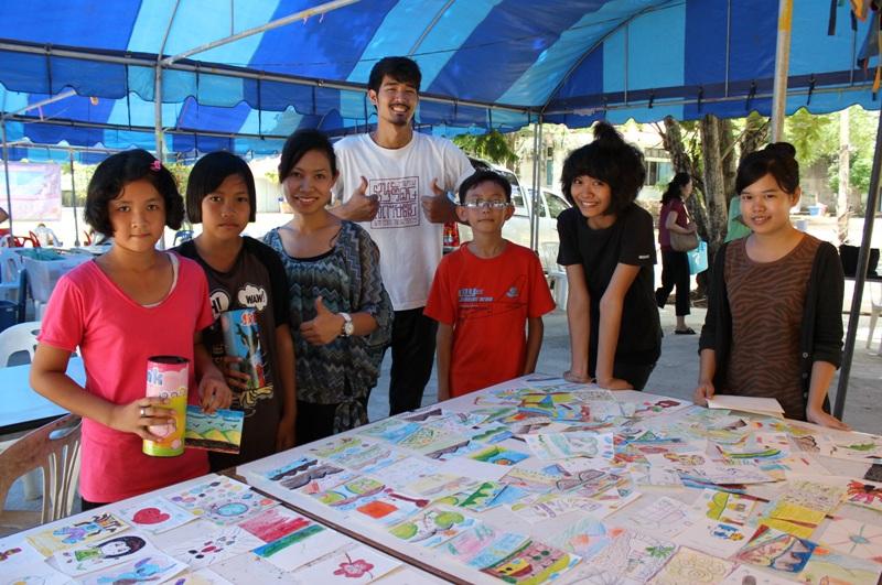 โครงการออกหน่วยบริการวิชาการเคลื่อนที่มหาวิทยาลัยนเรศวร ครั้งที่3/2555