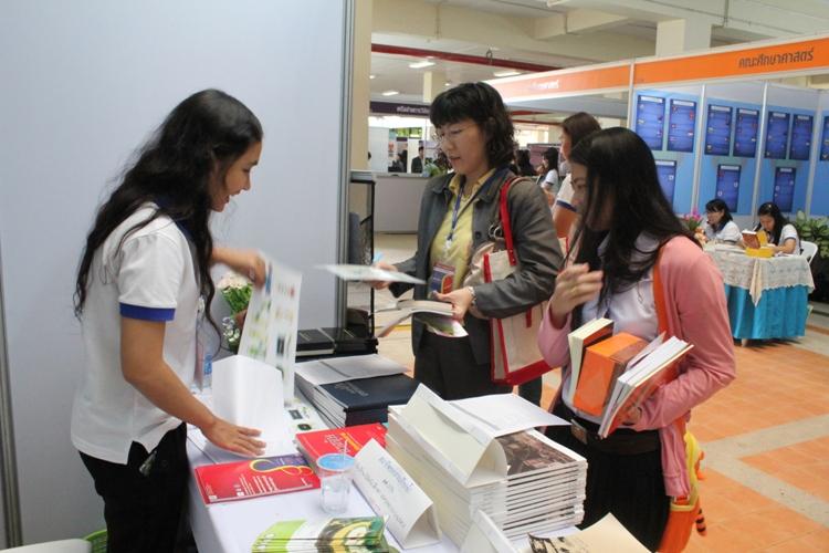 งานนเรศวรวิจัย ครั้งที่ 8 : นวัตกรรมความรู้สู่ประชาคมอาเซียน