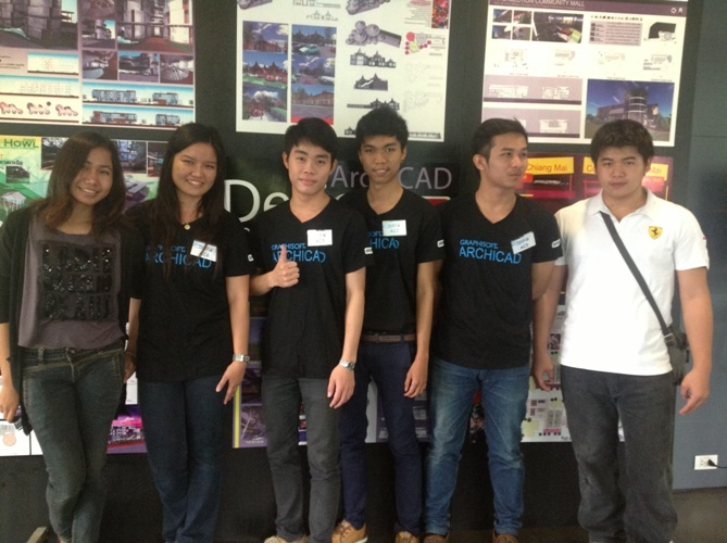 ArchiCAD Skill & Design Contest 2012