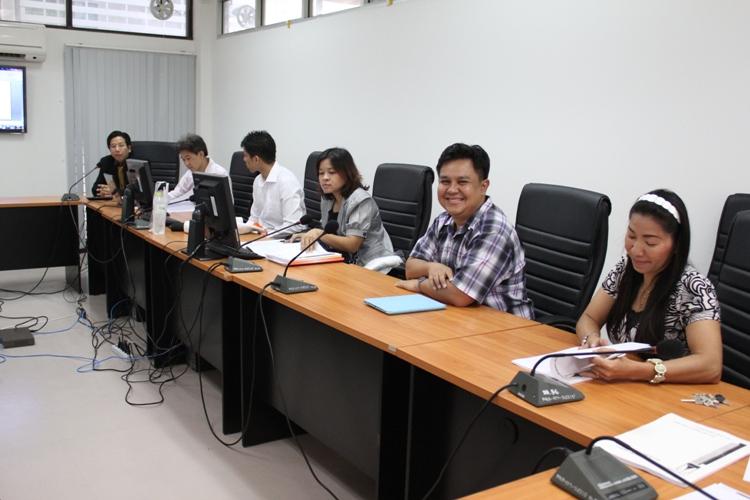 โครงการประกันคุณภาพการศึกษา ประจำปี 2555