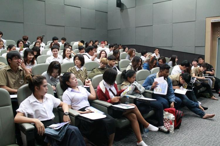 บรรยายพิเศษ เรื่อง Asia Student Package Design Competition (ASPAC)