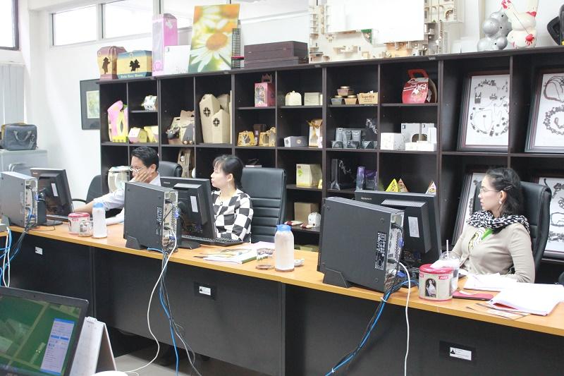 QA หลักสูตรศิลปกรรมศาสตร์บัณฑิต (การออกแบบผลิตภัณฑ์และบรรจุภัณฑ์) ประจำปีการศึกษา 2557