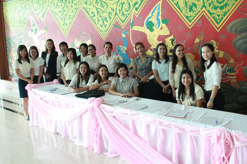 โครงการปัจฉิมนิเทศและงานเลี้ยงอำลารุ่นพี่ ประจำปีการศึกษา 2558
