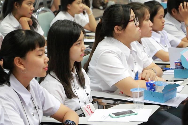 ปฐมนิเทศนิสิตใหม่และพบผู้ปกครองประจำปีการศึกษา 2559