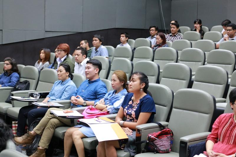 ปฐมนิเทศนิสิตใหม่ระดับบัณฑิตศึกษา ประจำปีการศึกษา 2559