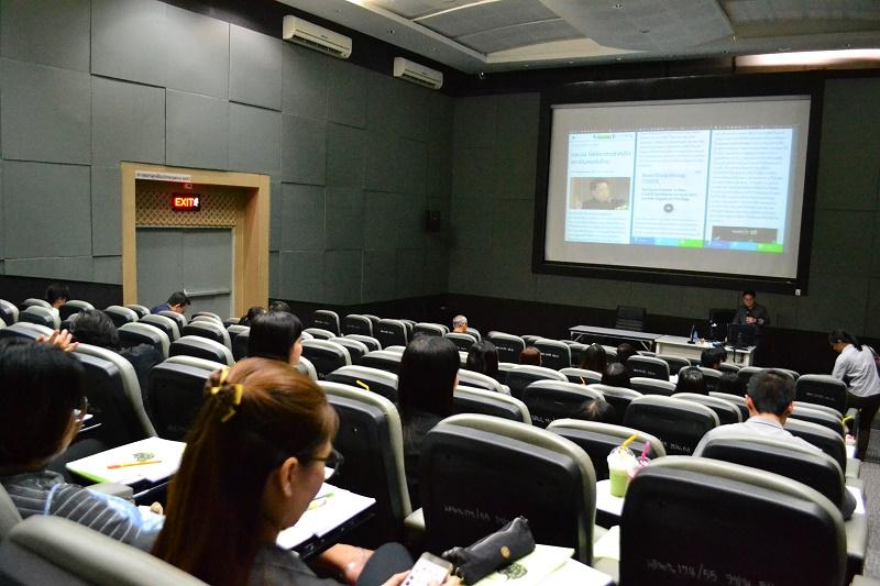 โครงการสัมมนาบุคลากรเพื่อประเมินและพัฒนาแผนดำเนินงานประจำปี 2560