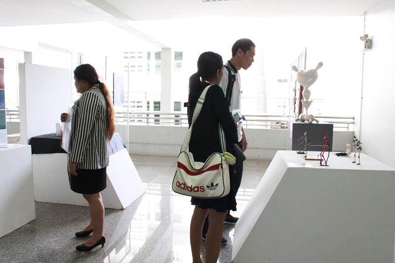 """งานประชุมวิชาการและงานสร้างสรรค์""""ศิลปะ สถาปัตยกรรม: วิจัยและงานสร้างสรรค์ ครั้งที่ 3"""" ในการประชุมวิชาการระดับชาตินเรศวรวิจัย ครั้งที่ 13"""