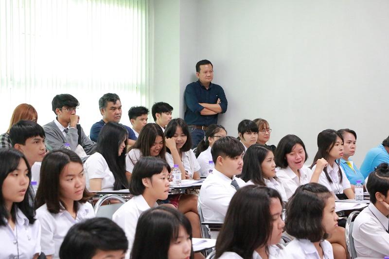 โครงการปฐมนิเทศนิสิตใหม่และพบผู้ปกครองประจำปีการศึกษา 2560