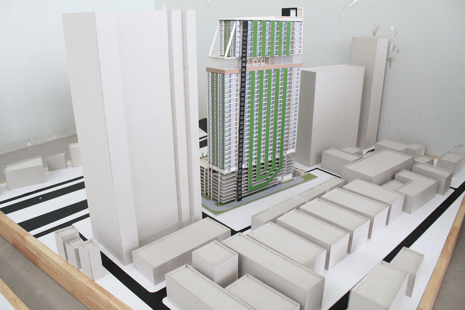 Architecture Thesis Academic Year 2014