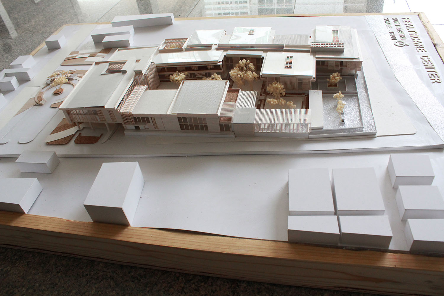 Architecture Thesis Academic Year 2015