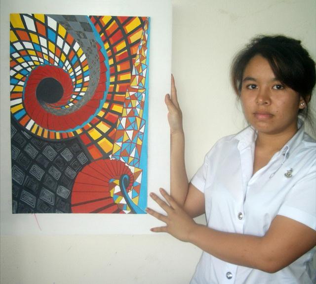 พื้นฐานองค์ประกอบศิลป์ ภาคเรียนที่ 2/2553 ทัศนธาตุ จุด เส้น น้ำหนัก  และ สี เนื้อหา